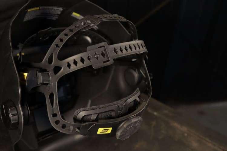 ESAB Sentinel headgear
