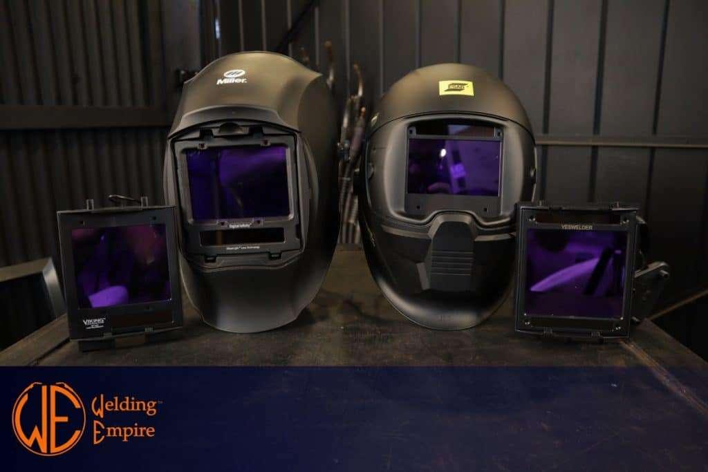 How Do Auto Darkening Welding Helmets Work