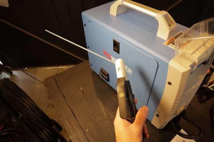 Yeswelder 205DS Stick welding function